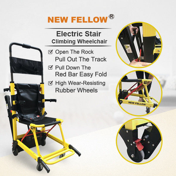 Electric Portable Stair Climber For Home Care , Motorized Stair Climber