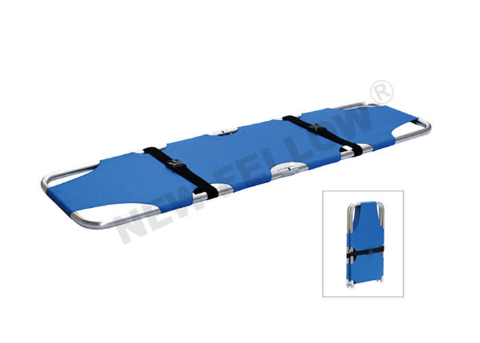 Portable Lightweight Emergency Folding Stretcher Patient Transfer Stretcher